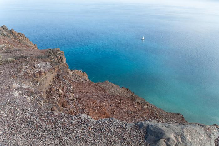 Fuerteventura Steilküste- Leuchtturm Faro de la Entallada