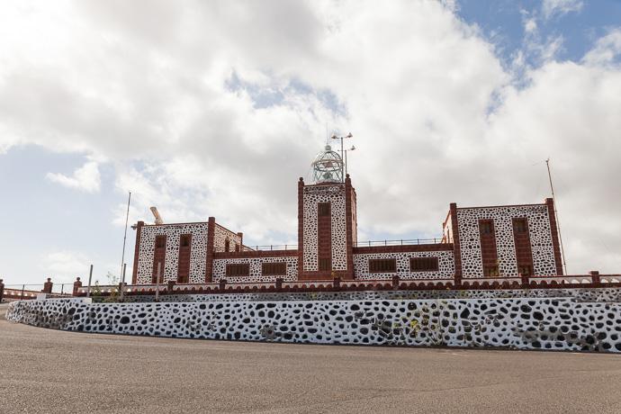 Fuerteventura - Leuchtturm Faro de la Entallada