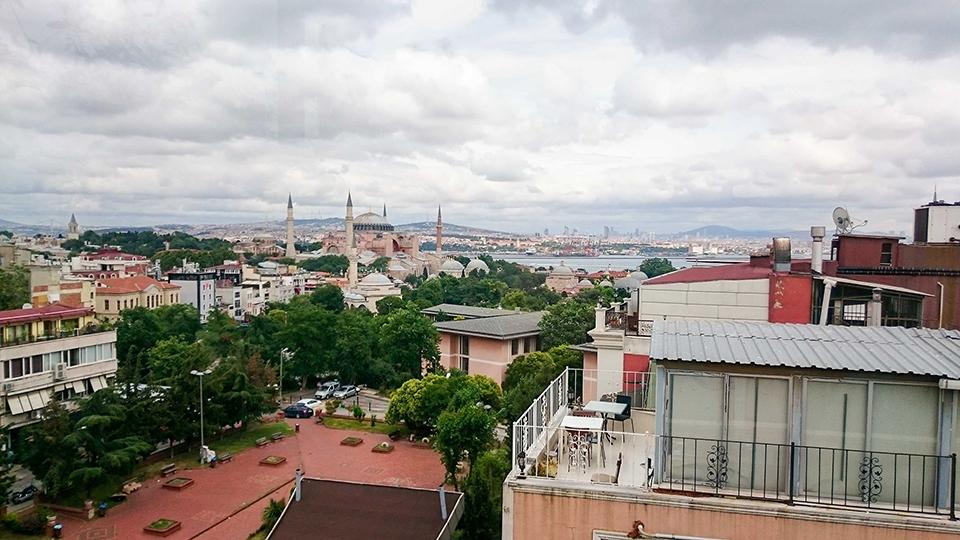 Istanbul und die atemberaubende Hagia Sophia